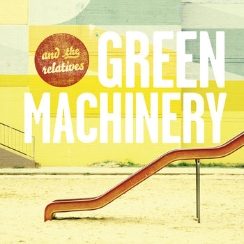 Green Machinery cover art