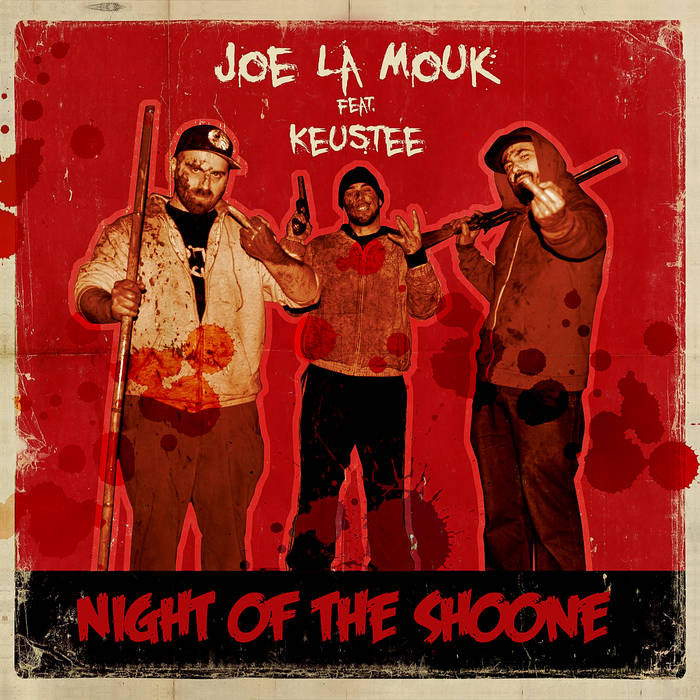 Night Of The Shoone cover art