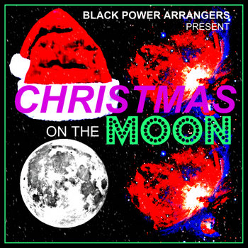 Christmas On The Moon cover art