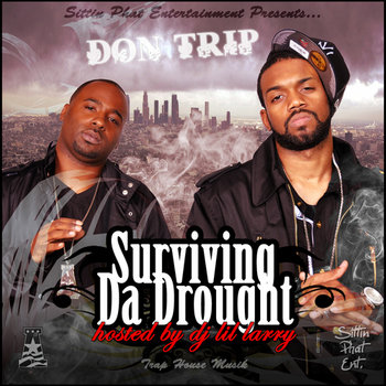 Surviving Da Drought cover art