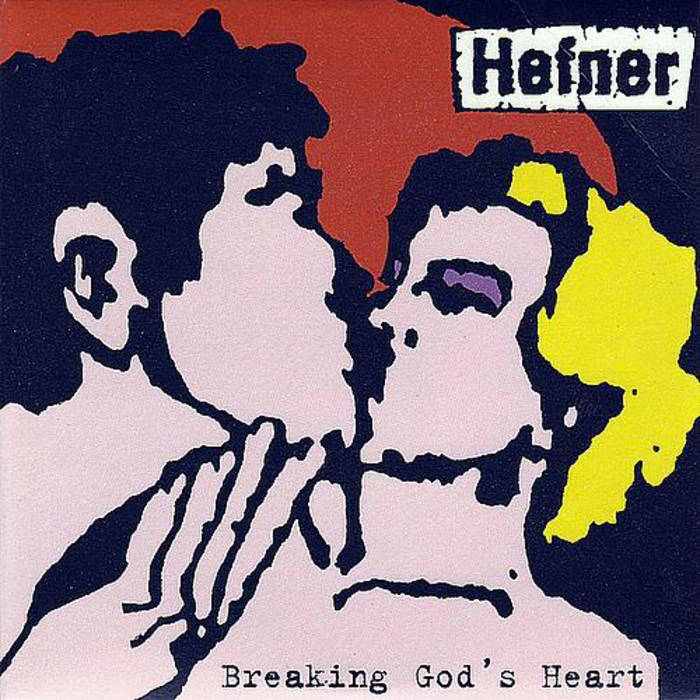 Breaking God's Heart (expanded edition) cover art