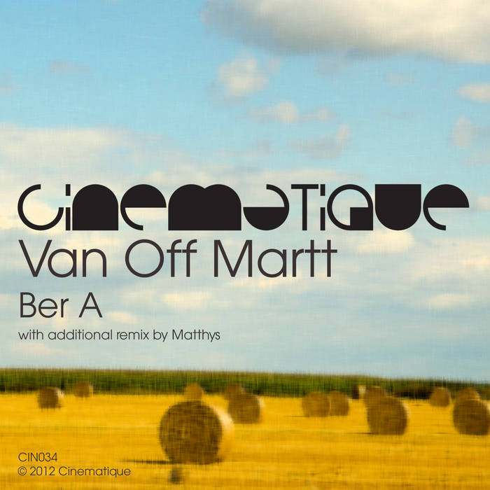 Ber A cover art