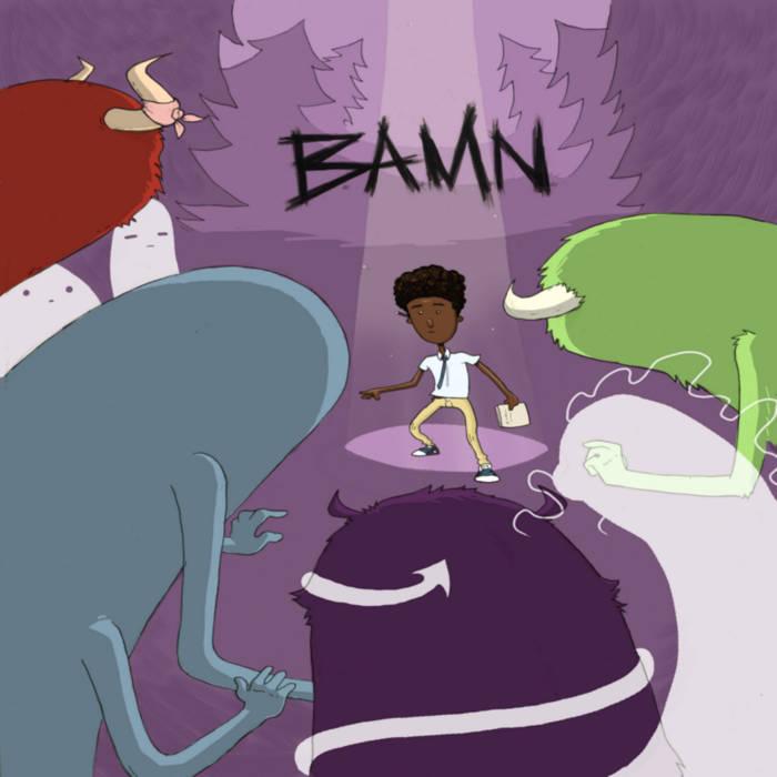 """""""BAMN"""" cover art"""