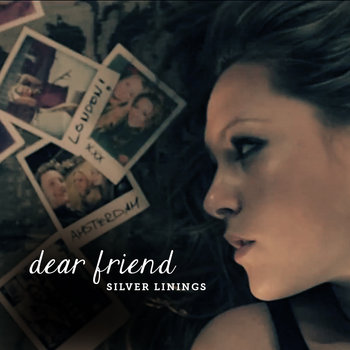 Dear friend, cover art
