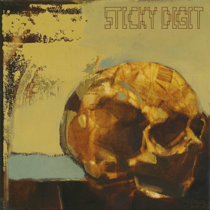 sticky digit cover art