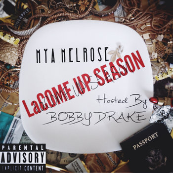 LaCome Up Season cover art