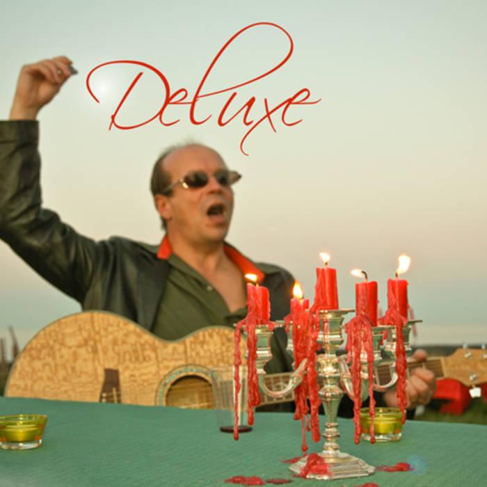 DELUXE cover art