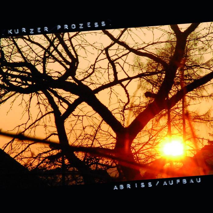 Abriss/Aufbau cover art