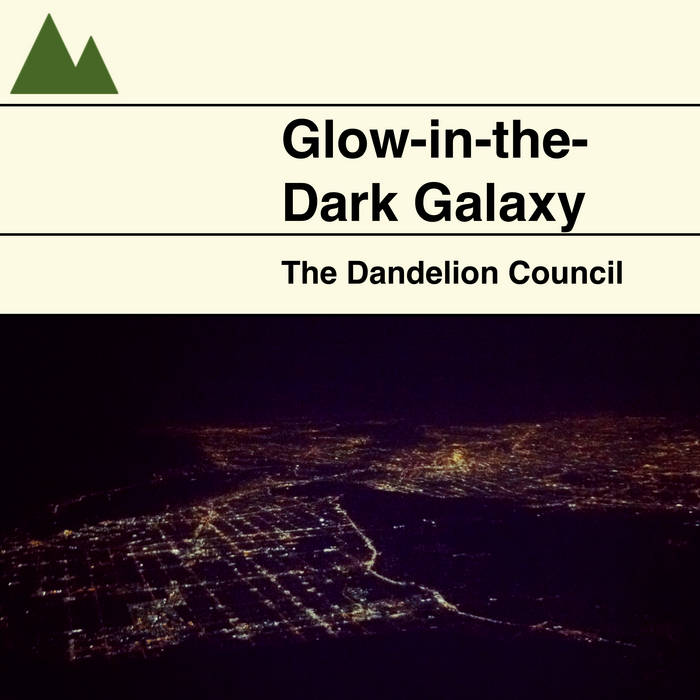 Glow-in-the-Dark Galaxy cover art