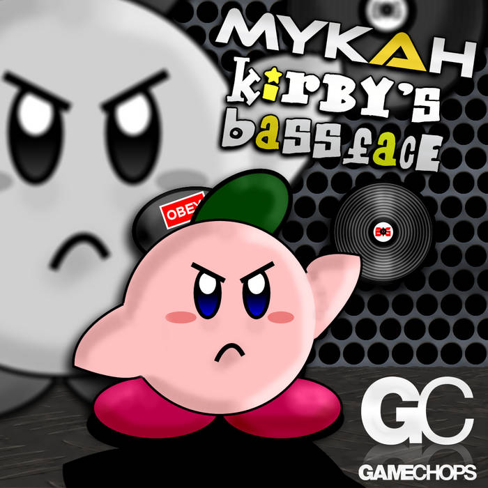 Kirby's Bassface cover art
