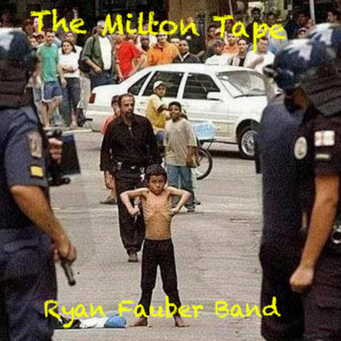 The Milton Tape cover art
