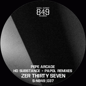Zer Thirty Seven cover art