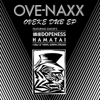 OVEKE DUB EP cover art