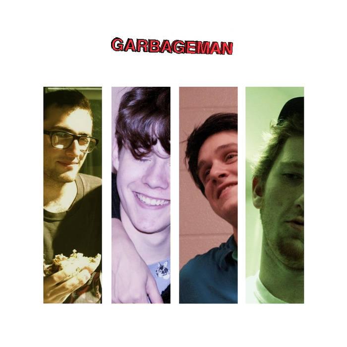 GARBAGEMAN cover art