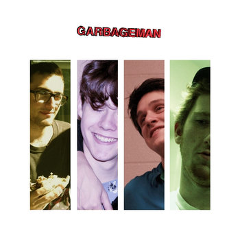 GARBAGEMAN cover art