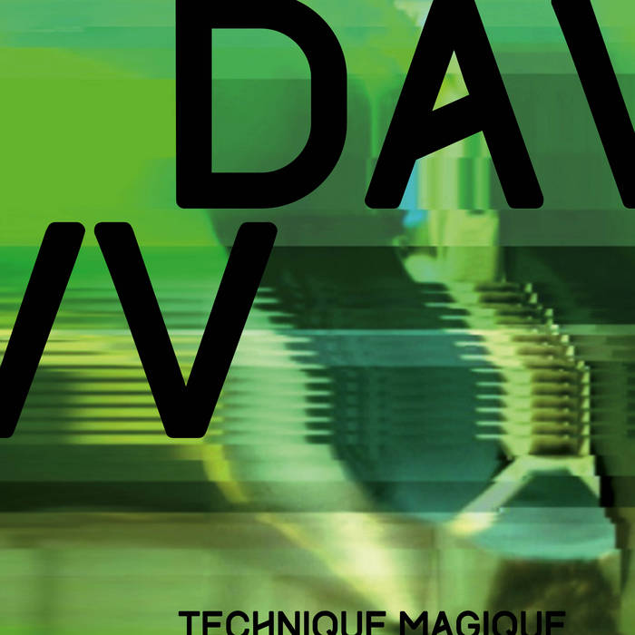 Technique Magique (2014) cover art