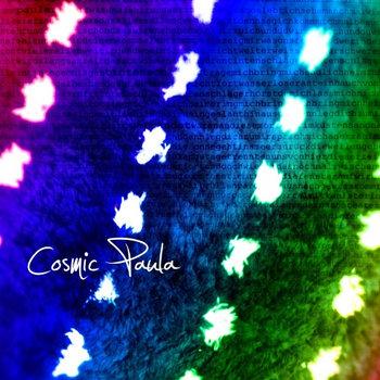 Cosmic Paula (EP) cover art