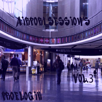 Airport Session's Vol.3 cover art