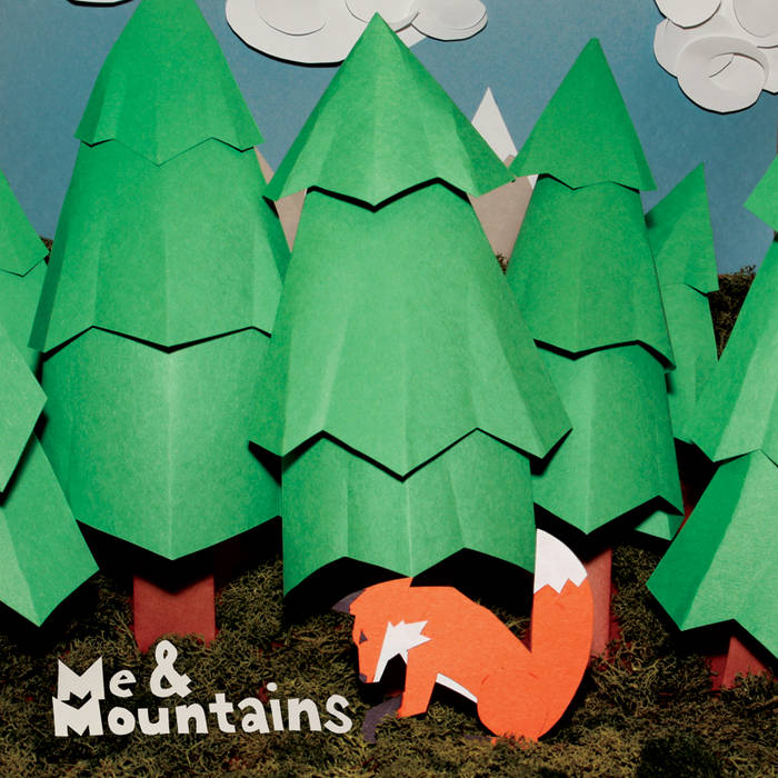 Me & Mountains EP cover art
