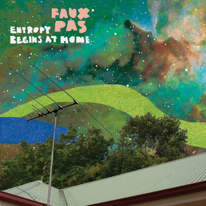 Entropy Begins At Home cover art