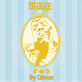 Biggie by Qknox cover art