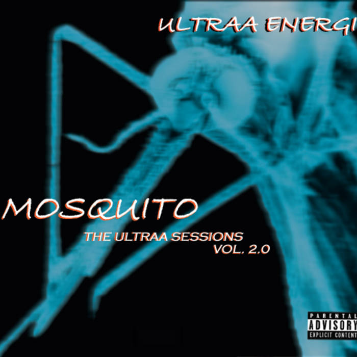 Mosquito - The Ultraa Sessions Vol. 2.0 cover art