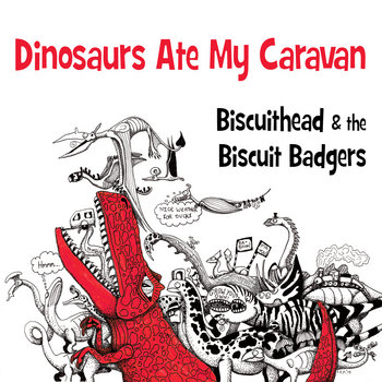Dinosaurs Ate My Caravan cover art