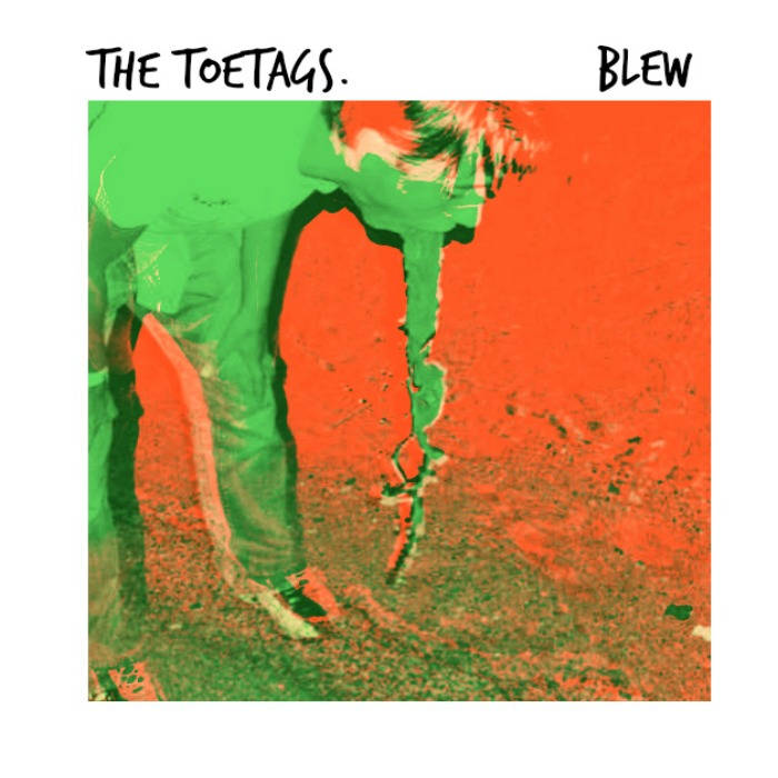 blew cover art