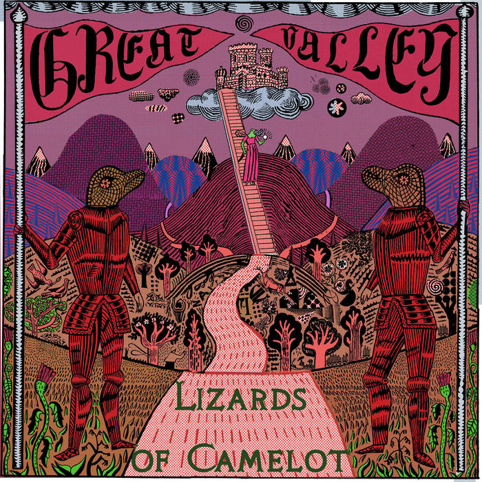 Lizards of Camelot cover art