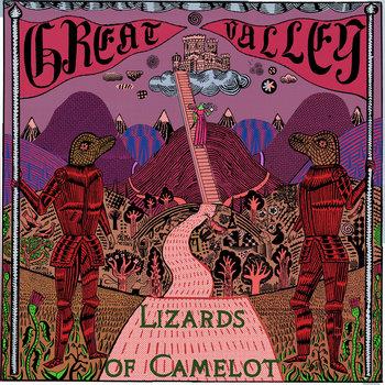 Lizards of Camelot cover art