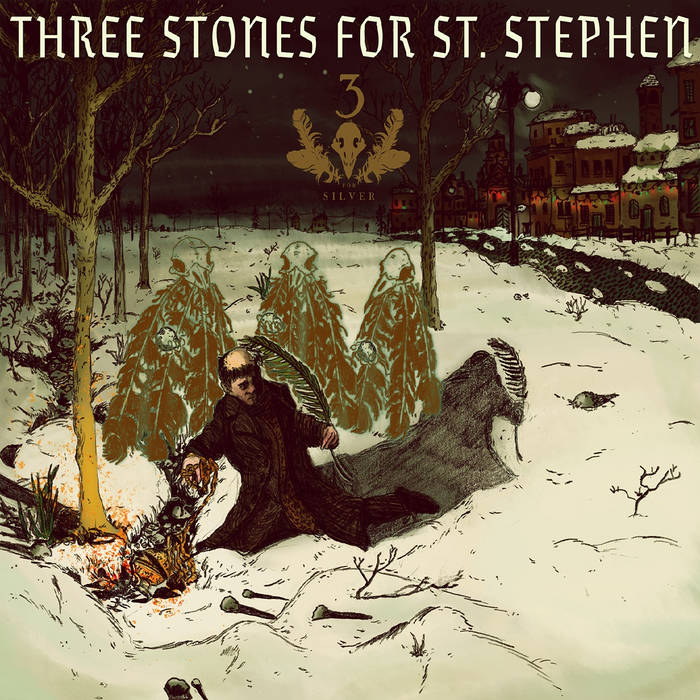 Three Stones For St. Stephen cover art