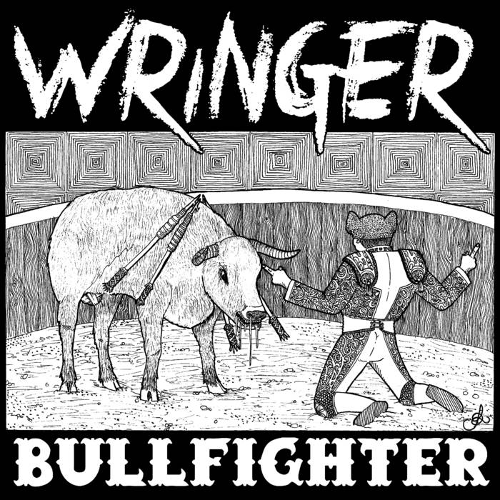 Bullfighter cover art