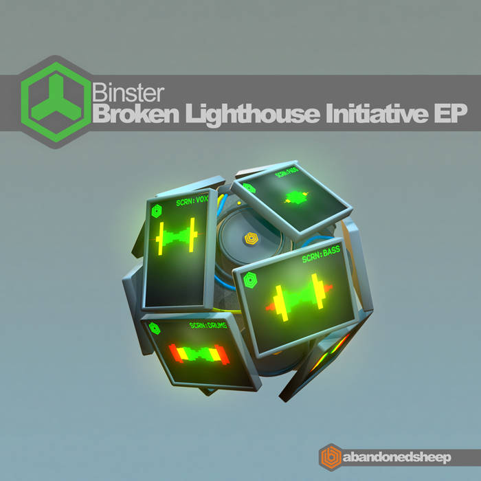 Broken Lighthouse Initiative EP cover art