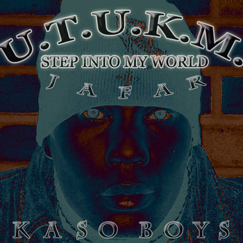 Step Into My World Remastered By Jafar and Kaso Boys cover art