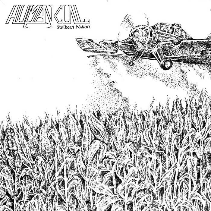 HUMAN CULL - Stillborn Nation cover art