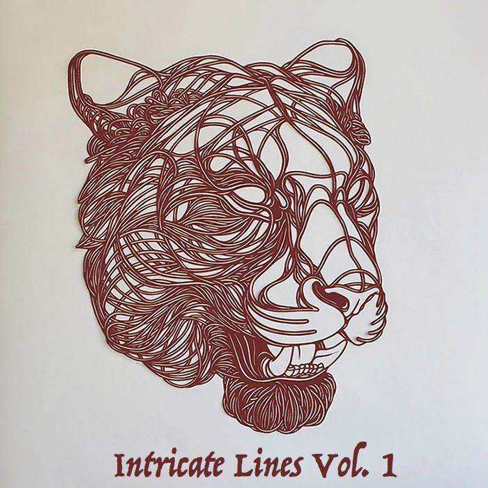 Intricate Lines Vol. 1 cover art
