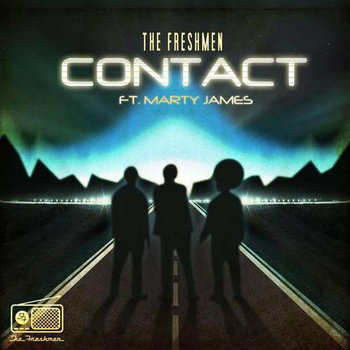 CONTACT ft. Marty James cover art