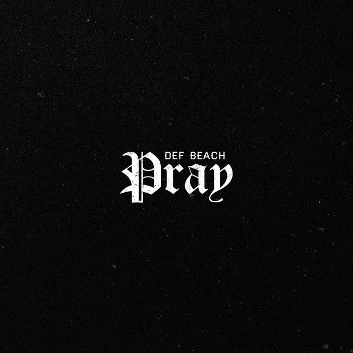 Pray cover art