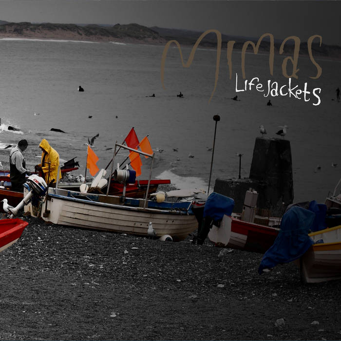 Lifejackets - 2010 cover art