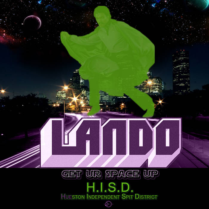 Lando (Single) cover art