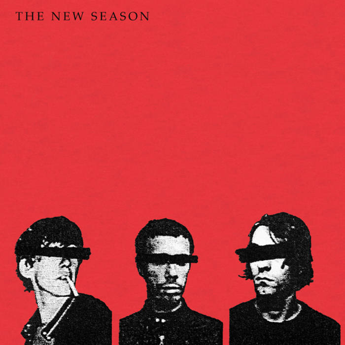 "The New Season EP 12"" reissue cover art"