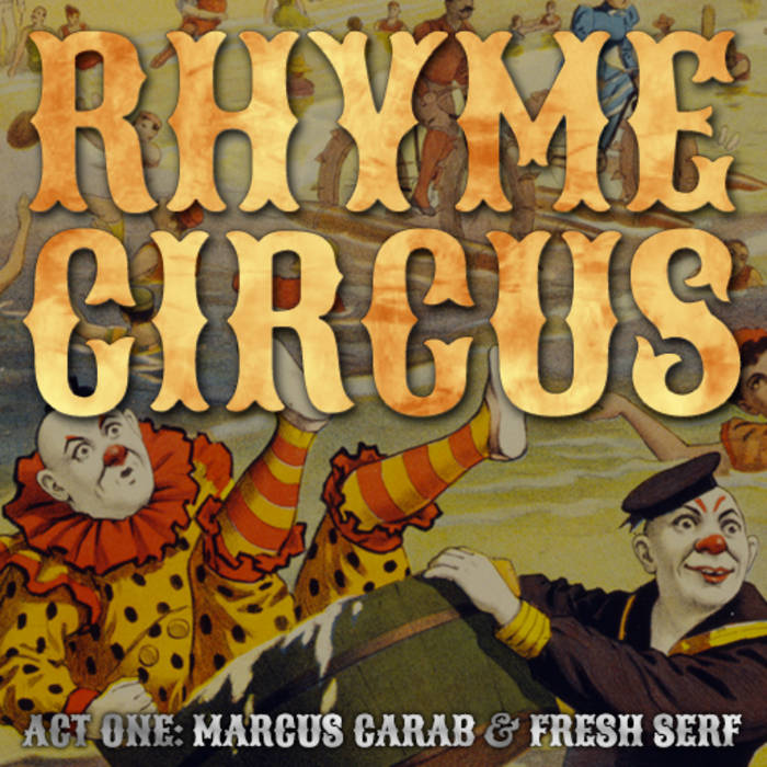 Rhyme Circus Act One cover art