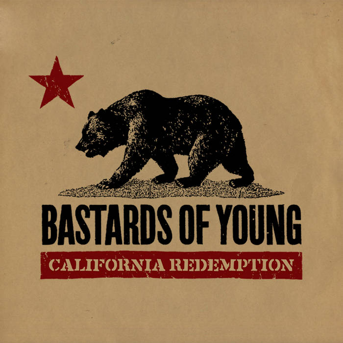 California Redemption cover art