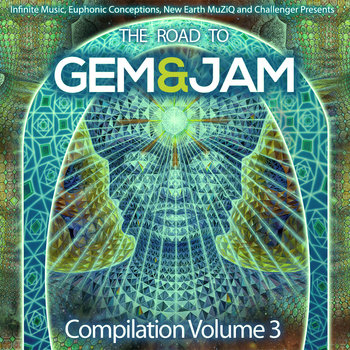 The Road To Gem & Jam Vol. 3 cover art
