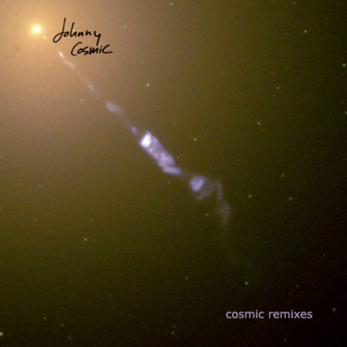 Cosmic Remixes cover art