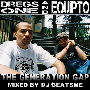 The Generation Gap Mixtape cover art