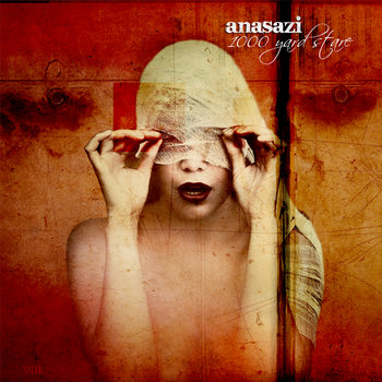 anasazi - 1000 yard stare cover art