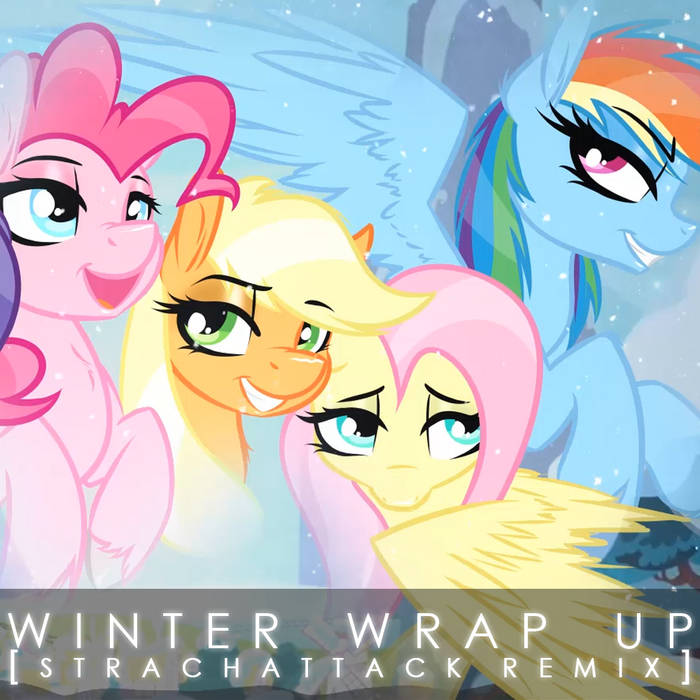 Winter Wrap Up [StrachAttack Remix] cover art