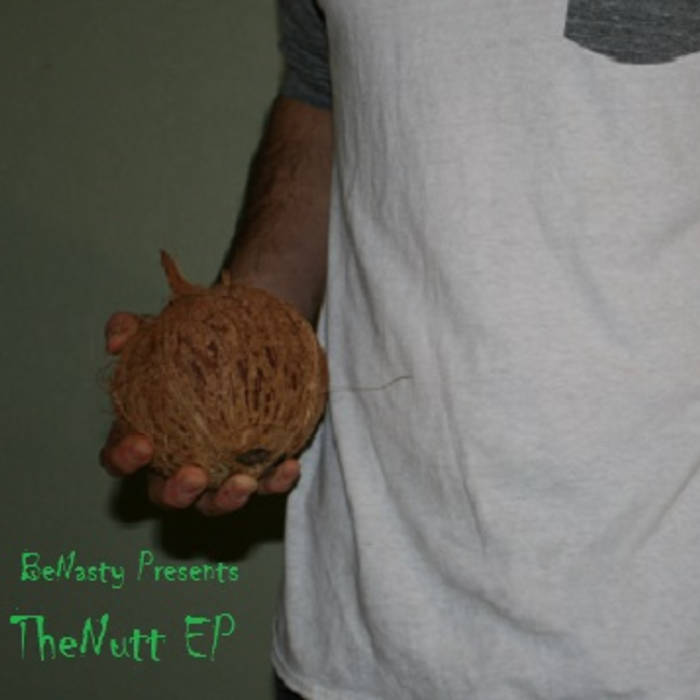 TheNutt EP cover art