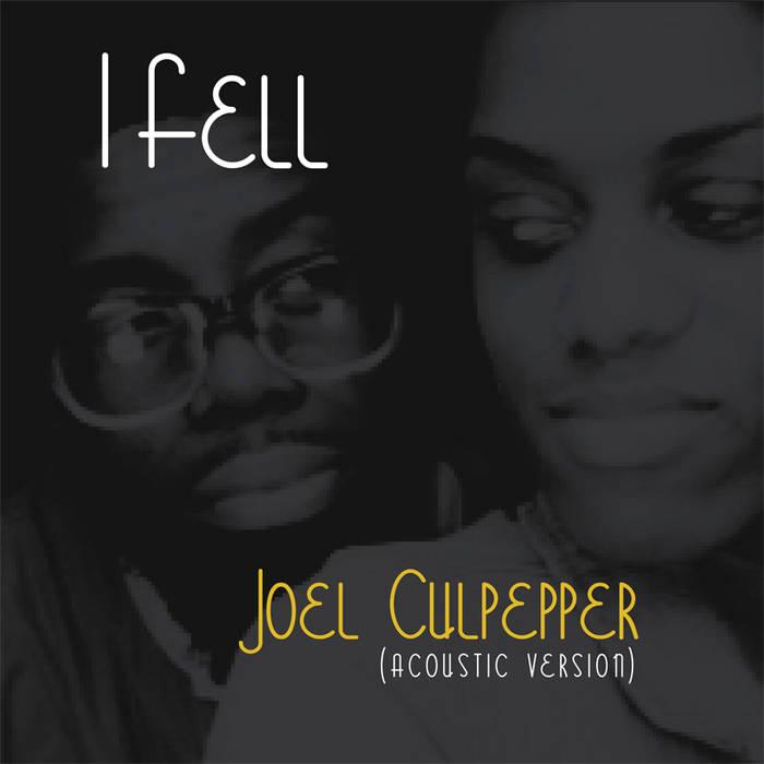 I Fell (Acoustic Version) cover art